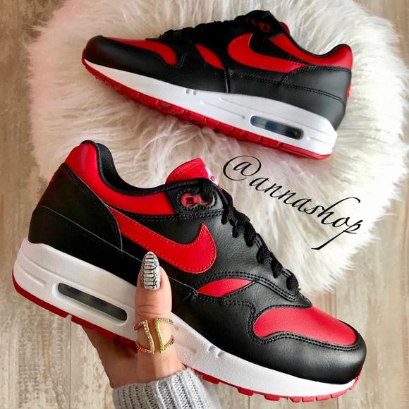 c637915b7462 NWT Nike ID Air Max 1 Custom Leather